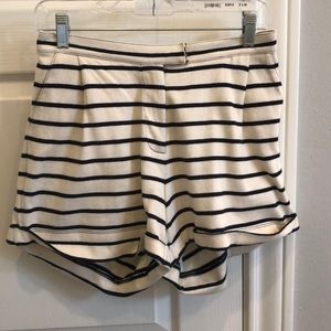 Tory Burch nautical shorts size Medium